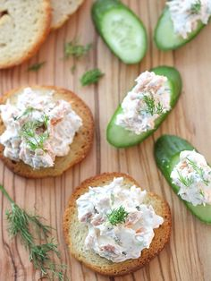 Smoked Salmon Spread | foodiecrush.com