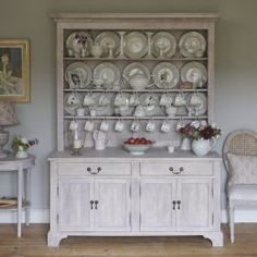 Gustavian Dining Table   Susie Watson Designs   Susie Watson Designs Laurel House, Susie Watson, Kitchen Dresser, Kitchen Gallery, Elegant Kitchens, Cabinet Makers, Centre Pieces, Living Furniture, Acacia Wood