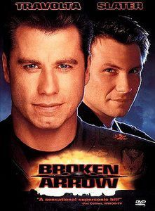 """Broken Arrow (1996) - """"I just realized something. I never actually killed anyone before. I mean, I dropped bombs on Baghdad, but, uh... never face to face."""""""