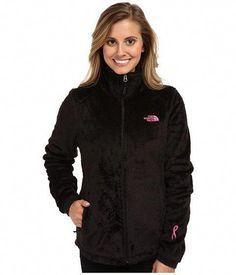 966a86ed39 The North Face Pink Ribbon Osito 2 Jacket (TNF Black) Women s Coat Cyber  Monday Black Friday Walmart