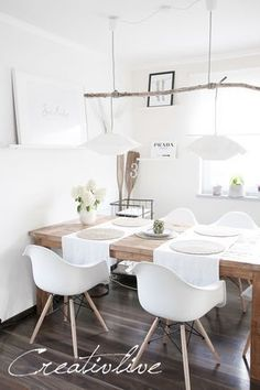 77 Gorgeous Examples of Scandinavian Interior Design Dining Room Wall Dining room wall decor Dining room table decor Rustic home decor diy Rustic living room decor Farmhouse dining room decor Dinning table decor #DiningRoom #WallDecor #WallArt #Gray #Ikea #Fixer Upper #Italian #Nordic #Wood #Red #Beach #Gold #Sayings #Cheap #Eat #White