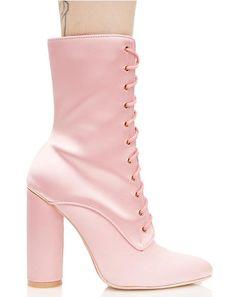 1e3d4b3e63d So Posh Lace-Up Boots Irregular Choice Heels