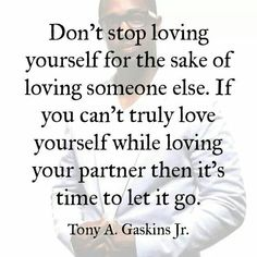 Tony A. Gaskins Jr. quote