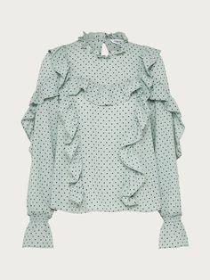 Blouse 'Lourdes' | Click to shop it on EDITED.de