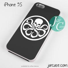 Hydra Marvel comic Phone case for iPhone 4/4s/5/5c/5s/6/6 plus