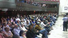 AN realizó encuentro con sectores de la Sociedad Civil para aprobar Manifiesto por la Democracia