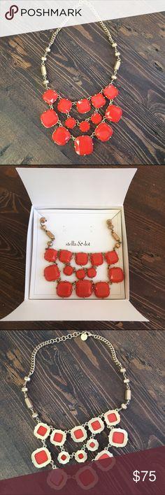 Stella & Dot Melanie Chandelier Earrings | Chandelier earrings ...