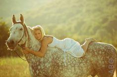 Ontspannen op je paard