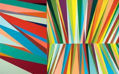 Open Exhibition of Paintings by Odili Donald Odita at The Stevenson Gallery