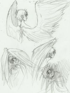 art reference New how to draw wings on people design reference 64 ideas Drawing Reference Poses, Drawing Poses, Design Reference, Drawing Tips, Drawing Ideas, Art Drawings Sketches, Cool Drawings, Small Drawings, Poses References