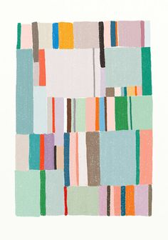 Ophelia Pang: The colors just like it that way | 2015