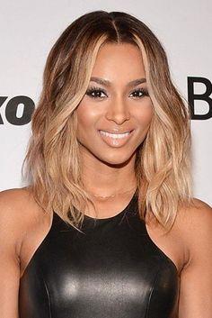 Ciara - Top 10: Hairstyles of the Week, 12-7-12
