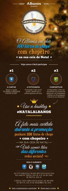 Promoção #natalalbanos