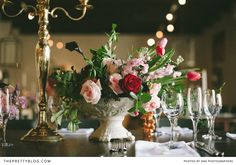 Flowers, roses in red & pink will always be a timeless must! | Photographer: DNA Photographers | Wedding Dress : Alana van Heerden | Flowers : Anli Wahl | Hair & Make Up: Iza Cloete | Venue: Roodezand | Rings: Therese de Villiers from Hoo-doo Design | Stationery : Six ways to Sunday | Sound & Lighting : Audiopimps