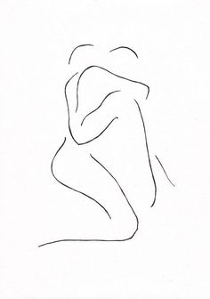 Black and white original ink drawing. Minimalist couple line art. Man and woman. Life Drawing, Painting & Drawing, Minimalist Drawing, Minimalist Art, Drawn Art, Bedroom Art, Erotic Art, Love Art, Art Inspo