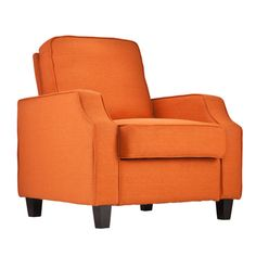 Scattered Arm Chair - Orange - Bernie And Phyls