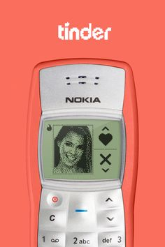 Nokia1100 + Tinder / musHo