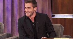 Maybe the sexiest gif of all time: | Can You Make It Through These Jake Gyllenhaal GIFs Without Swooning