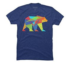 Fractal geometric bear Men's X-Large Royal Heather Graphic T Shirt. Fractal geometric undergo is a royal heather comfortable ring spun cotton t-shirt designed by way of radiomode for Design With the aid of Humans. Decide up this tee and improve considered one of our global artists today. Product Options Printed in the usA. Comfortable Ring Spun Cotton Computer... http://geek-tshirts.com/fractal-geometric-bear-mens-x-large-royal-heather-graphic-t-shirt/
