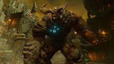 Devs Want DOOM To Be A Visceral Action Game Rather Than Horror - http://www.worldsfactory.net/2015/06/18/devs-want-doom-visceral-action-game-rather-horror