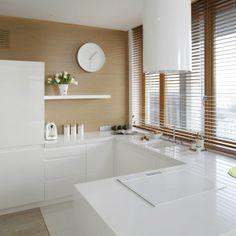12 pomysłów na zmywanie pod oknem Corner Bathtub, Alcove, Interior Design, Bathroom, Home Decor, Kitchen Ideas, Nice, Living Room, Nest Design