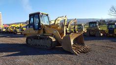 2001 Caterpillar 963C Track Loader Diesel Engine Construction Hydraulic Machine
