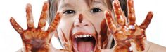 Help is here for kids with celiac disease or gluten intolerance fighting their desire for forbidden sweet, gluten-laden foods. Gluten Free Kids Chocolate Recipes To The Rescue Unsweetened Chocolate, Raw Chocolate, Healthy Chocolate, Chocolate Recipes, Top Healthy Foods, Healthy Recipes For Weight Loss, Vegan Recipe Sites, Education Positive, Great Desserts