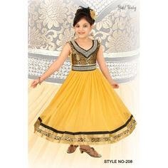 Frocks And Gowns, Frocks For Girls, Girls Dresses Online, Gowns Online, Kids Gown, Online Dress Shopping, Party Gowns, Long Tops, Uae