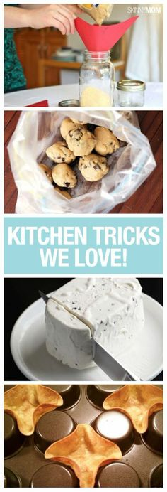 Here are the best 18 kitchen hacks to make like easier!