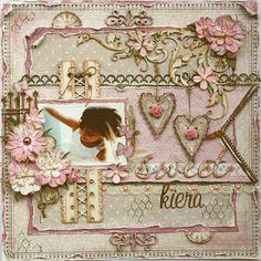 Sweet Kiera Gabrielle Pollacco