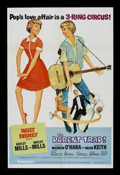 The (original) Walt Disneys': The Parent Trap