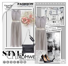 """""""Romwe.com VI"""" by nerabirparic ❤ liked on Polyvore featuring mode, Chloé en romwe"""