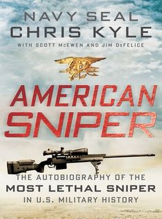 """He is the deadliest American sniper ever, called """"the devil"""" by the enemies he hunted and """"the legend"""" by his Navy SEAL brothers . .. From 1999 to 2009, U.S. Navy SEAL Chris Kyle recorded the most career sniper kills in United States military history. The Pentagon has officially confirmed more than 150 of Kyles kills (the previous American record was 109), but it has declined to verify the astonishing total number for this book."""
