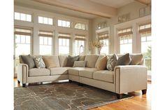 Kieman 3-Piece Sectional | Ashley Furniture HomeStore