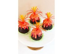 brings you inspired fun made easy. Find and shop thousands of creative projects, party planning ideas, classroom inspiration and DIY wedding projects. Dinosaur Birthday Party, Birthday Cupcakes, Birthday Ideas, Volcano Cupcakes, Diy Wedding Projects, Classroom Inspiration, Party Planning, Make It Simple, Baby Shower
