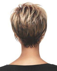 ... Hair on Pinterest | Wedge haircut, Short hairstyles and Short haircuts