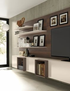 You'll love the Spazio Entertainment Center at AllModern - With Great Deals on modern Living products and Free Shipping on most stuff, even the big stuff.