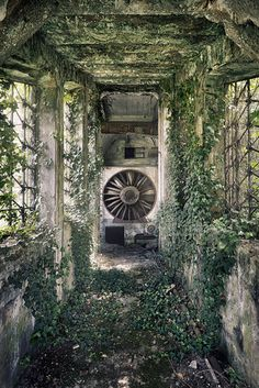 Urban Exploration Photography ( by Sven Fennema ) Would be an amazing place to shoot.