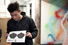 Edison Chen's Custom CLOT Nike Destroyer Jacket