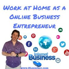 Work at Home as an Online Business Entrepreneur Being an entrepreneur is very appealing but not everyone can become one. One of the quickest and easiest ways to become a successful entrepreneur is by working at home through an online business. Firstly, you need to evaluate your strengths and weaknesses. After the evaluation, you can now [ ]