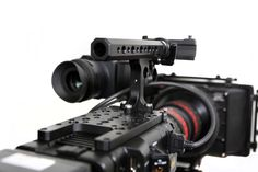 Elements Sony F5 and F55 Manhandle and Top Plate