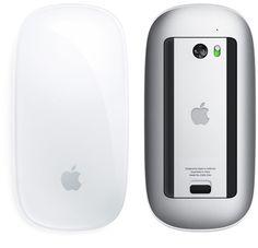 Apple - Magic Mouse - O primeiro rato Multi-Touch do mundo.