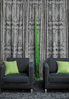 #Elitis #curtains