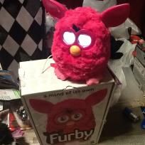 FEATURING THE EXTREAMLY RARE PINK FURBY sold out reg pink furby