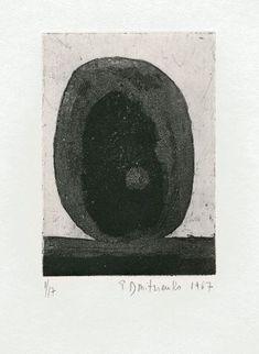 Grabado Dmitrienko - Ombre Ii