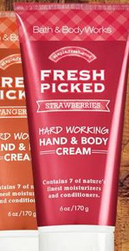 Bath & Body Works FREE Fresh Picked Lotion with Purchase (8/16)