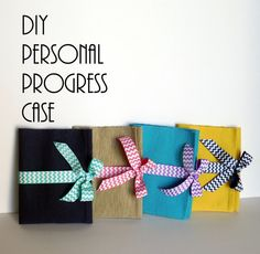 DIY - YW Personal Progress Case