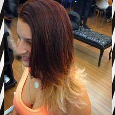 Color & Cut by Pree Silva #circushair #circuspamplona #hair #cut #color #fashion #style