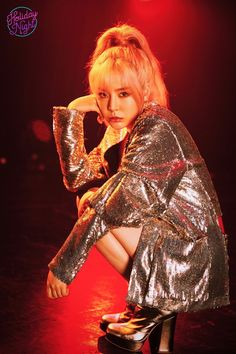 #GIRLS6ENERAT10N #HolidayNight Sunny