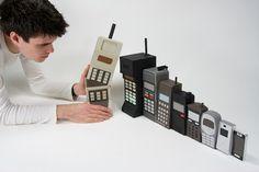Cell Phone Evolution 2